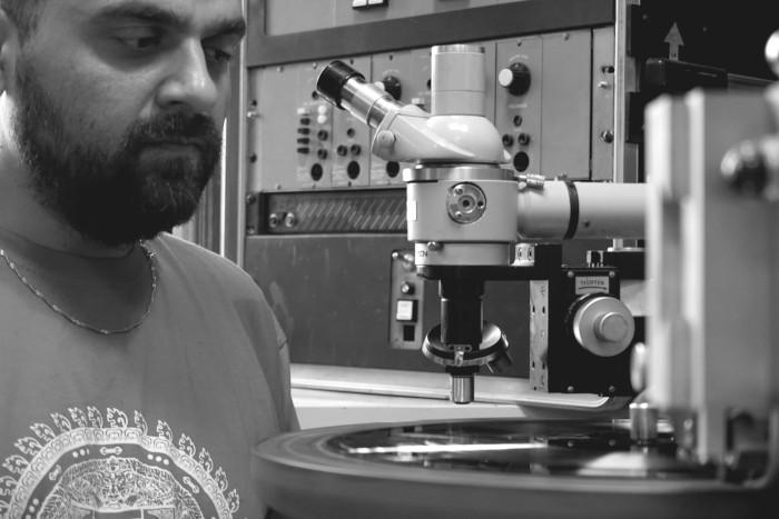 DSC00192 Vinyl Mastering at Kommunal Dubplate Service