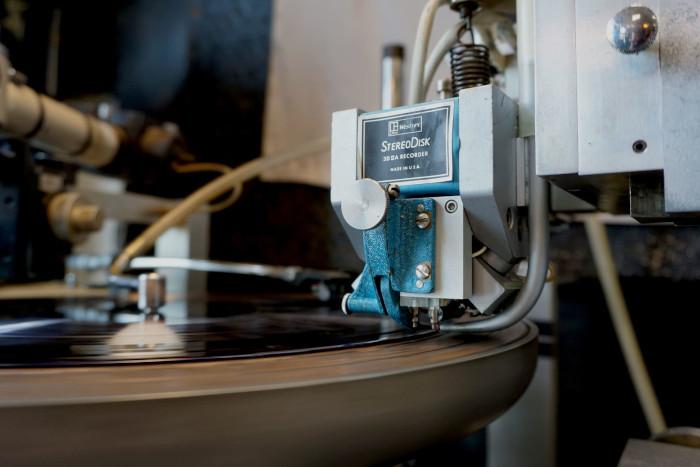 DSC00211 Vinyl Mastering at Kommunal Dubplate Service