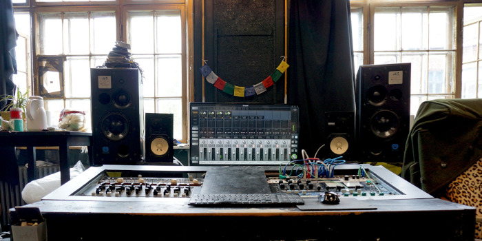 DSC00231 Vinyl Mastering at Kommunal Dubplate Service