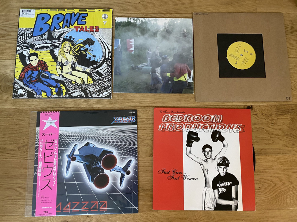Jesper Mygind 5 visually appealing records scaled 1 Ved Siden Af's Finest - Jesper Mygind