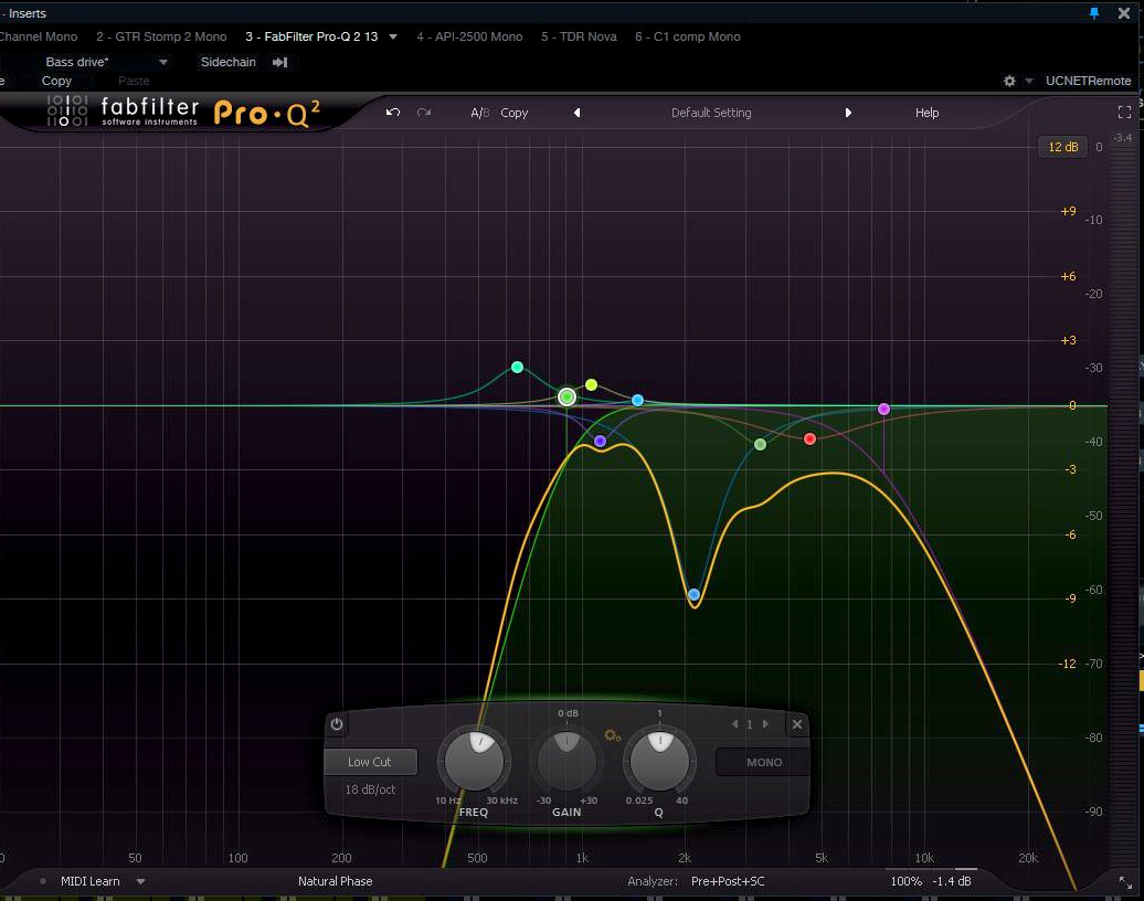 tip4 eq 5 Essential Mixing Tips from Nicklas Sonne