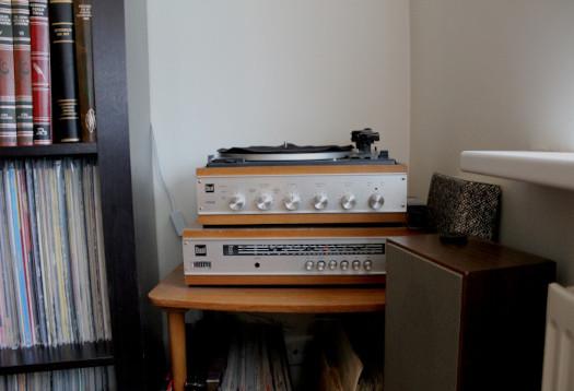 DUAL deck 1 The Record Collector: Thrainn Arni Baldvinsson