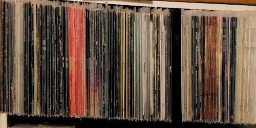 records2 The Record Collector: Thrainn Arni Baldvinsson