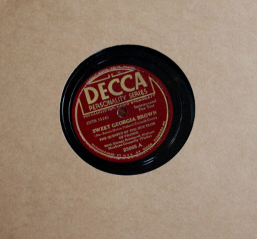 shellac1 1 The Record Collector: Thrainn Arni Baldvinsson