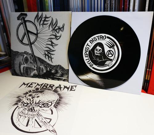 RPM Records 7 inch 280 gsm paper Membrane Vinyl Cover Design - A Practical Guide
