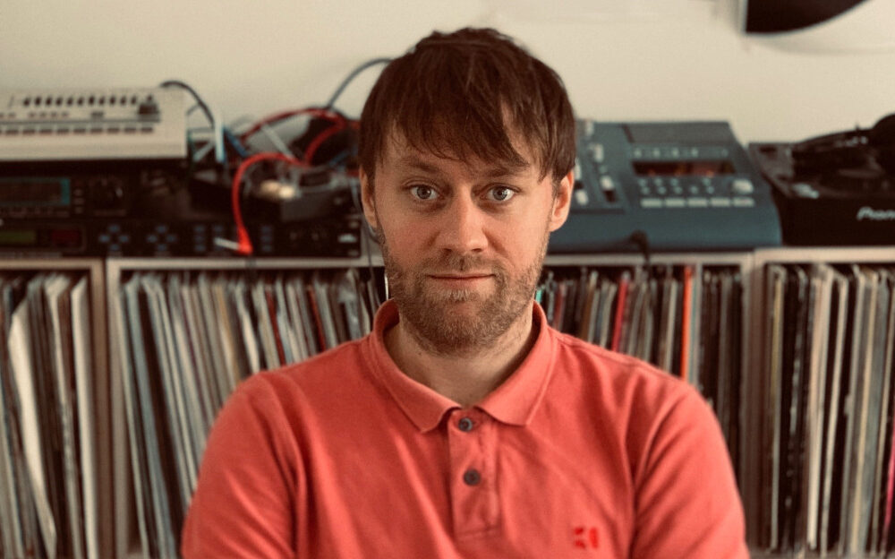 feature 2 The Record Collector:  Jesper Mygind