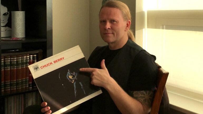 The Record Collector: Thrainn Arni Baldvinsson