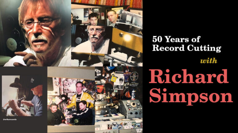 record cutting