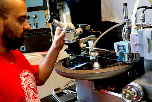 hari kishore 1 Vinyl Mastering at Kommunal Dubplate Service