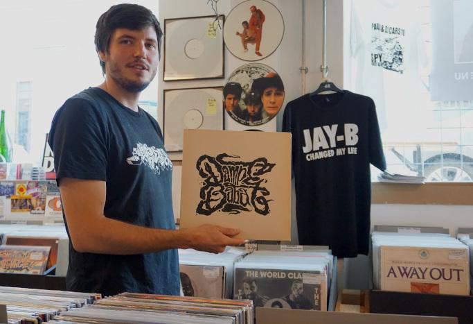 jakob1 Rekords - The Mecca of Underground Hip Hop in Copenhagen