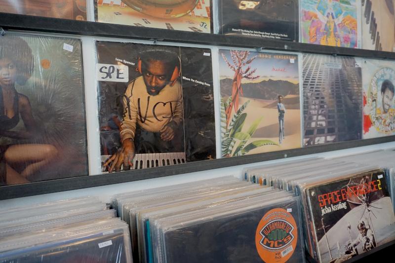 records Rekords - The Mecca of Underground Hip Hop in Copenhagen