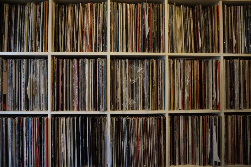 records3 Rekords - The Mecca of Underground Hip Hop in Copenhagen