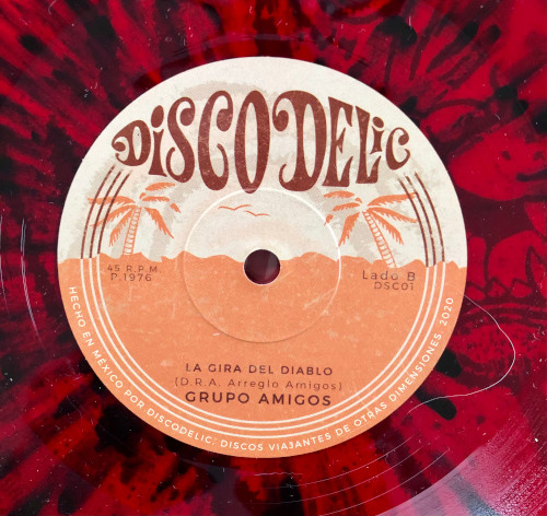 discodelic The Story Of Steen Kong & 10 Thousand Records
