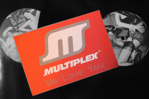 multiplex 1 The Story Of Steen Kong & 10 Thousand Records