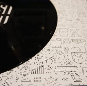 RPM Records Hidden Messages KNUST 1 Vinyl Cover Design - A Practical Guide