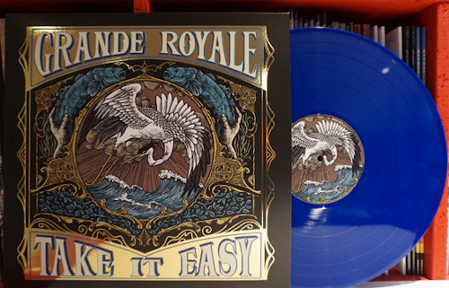 RPM Records grande royale vinyl artwork Vinyl Cover Design - A Practical Guide