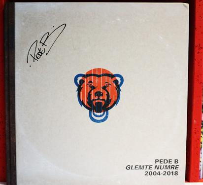 RPM Records pede b signed book vinyl Vinyl Cover Design - A Practical Guide